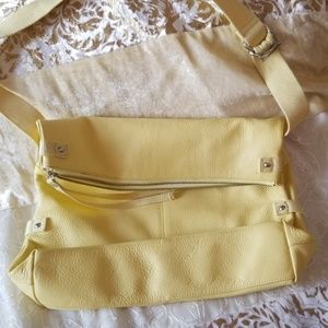 GAP Hobo Leather Bag